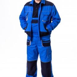 Radna bluza plavo-teget
