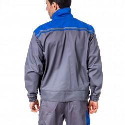 Radna bluza sivo-plava