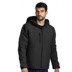 PROTECT MEN - Softshell jakna sa skidajućom kapuljačom