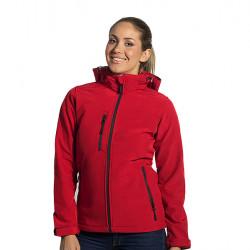 PROTECT WOMEN S - Ženska softshell jakna sa skidajućom kapuljačom