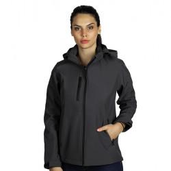 PROTECT WOMEN - Ženska softshell jakna sa skidajućom kapuljačom