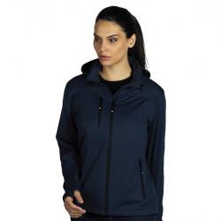 RIDER WOMEN - Ženska softšel jakna sa kapuljačom