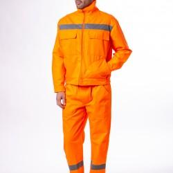 Radno odelo narandžasto