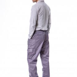 Radne pantalone tamnosive
