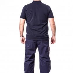 Radne pantalone teget-tamnosive