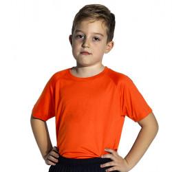 RECORD KIDS - Dečja sportska majica sa raglan rukavima