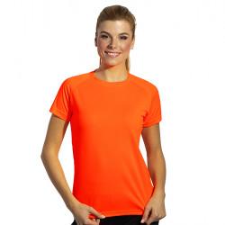 RECORD LADY - Ženska sportska majica sa raglan rukavima