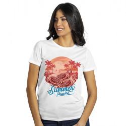 SUBLI LADY - Ženska majica predviđena za sublimaciju
